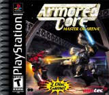 Armored Core Master of Arena NEW PS1 Playstation 1 Game