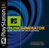 MTV Music Generator for Playstation