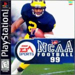 NCAA Football 99 for PS1