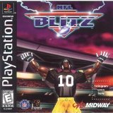 NFL Blitz for PS1