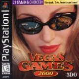 Vegas Games 2000 [Sony Playstation]