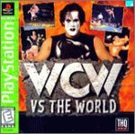 WCW vs the World - PS1