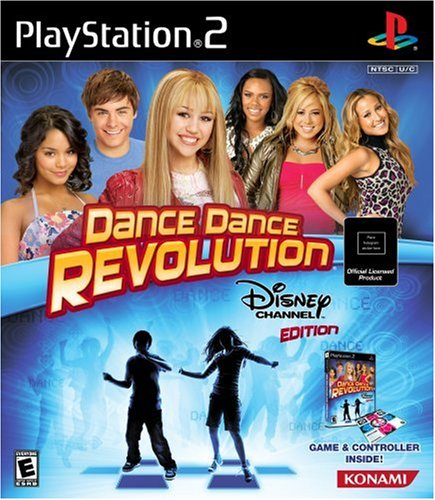 Dance Dance Revolution Disney Channel Edition Bundle