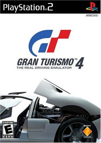 Gran Turismo 4 - The Real Driver Simulator (ENG/Full ISO)