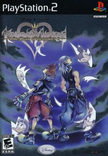 kingdom hearts re chain of memories full game free pc