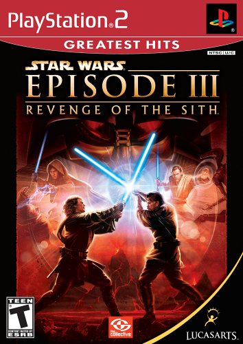 Star Wars Episode III Revenge of the Sith for PlayStation 2 (From $3.00)