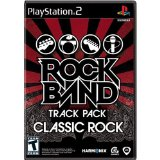 19177 Rock Band: Classic Rock Track Pack - Playstation 2