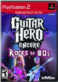 Guitar Hero Encore: Rocks the 80s Greatest Hits