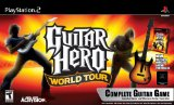 PlayStation 2 Guitar Hero World Tour - Guitar Kit