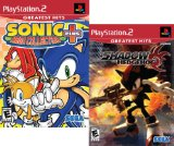 Sega Fun Pack featuring Shadow the Hedgehog and Sonic Mega Collection Plus
