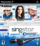 SingStar Country with microphone