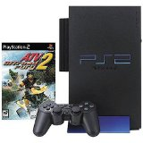 Sony PlayStation PlayStation2 w/ ethernet adapt