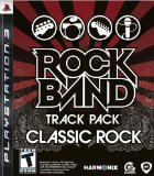 Rock Band Track Pack: Classic Rock (PlayStation 3)