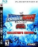 WWE Smackdown Vs Raw 2008 Collector's Edition
