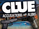 CLUE - Accusations and Alibis