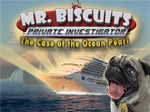 Mr Biscuits - The Ocean Pearl
