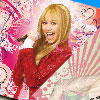 Hannah Montana puzzle game