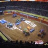 Monster Truck Indoor Race