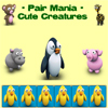 Pair Mania - Cute Creatures